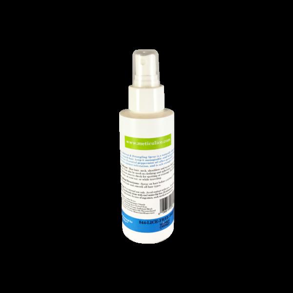 Meticulice Head Lice Prevention Treatment Defense & Detangling Conditioning Spray 4oz/8oz/16oz ~ Prevención de Piojos de defensa y del spray desenredante 4oz/8oz/16oz