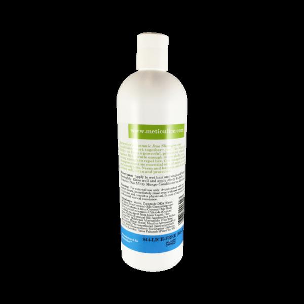 Head Lice Prevention Minty Mango Shampoo 16oz Prevención de Piojos de menta del mango Shampoo 16 oz